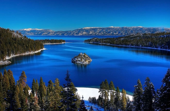 Vikingsholm - Emerald Bay, Lake Tahoe