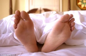 sleepingfeet